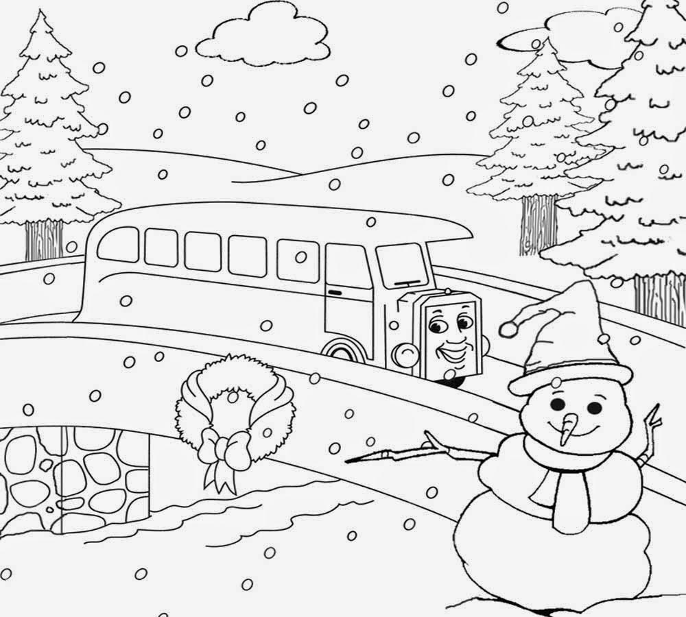 scenery coloring pages - sketches of fall scenery sketch templates
