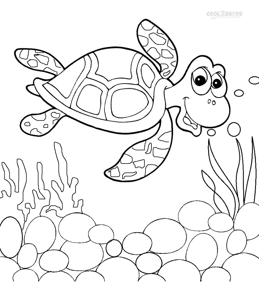 25 Sea Coloring Pages Selection | FREE COLORING PAGES - Part 3