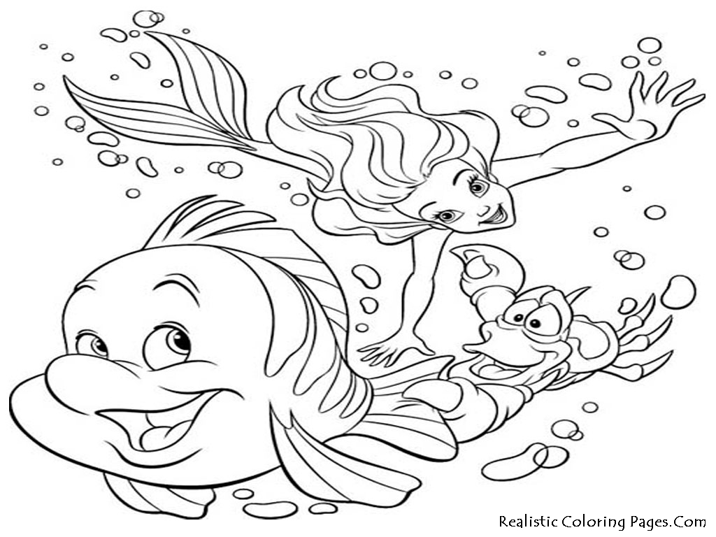 sea coloring pages - sea life coloring pages