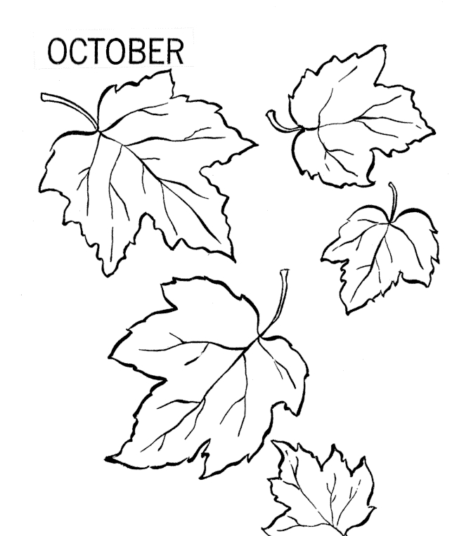 Seasons Coloring Pages - Autumn Coloring Pages — Allmadecine Weddings Autumn