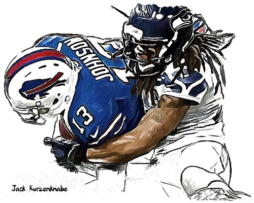 seattle seahawks coloring pages -