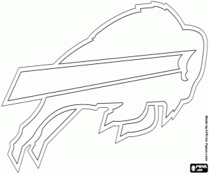 seattle seahawks coloring pages - nfl logos coloring pages 2