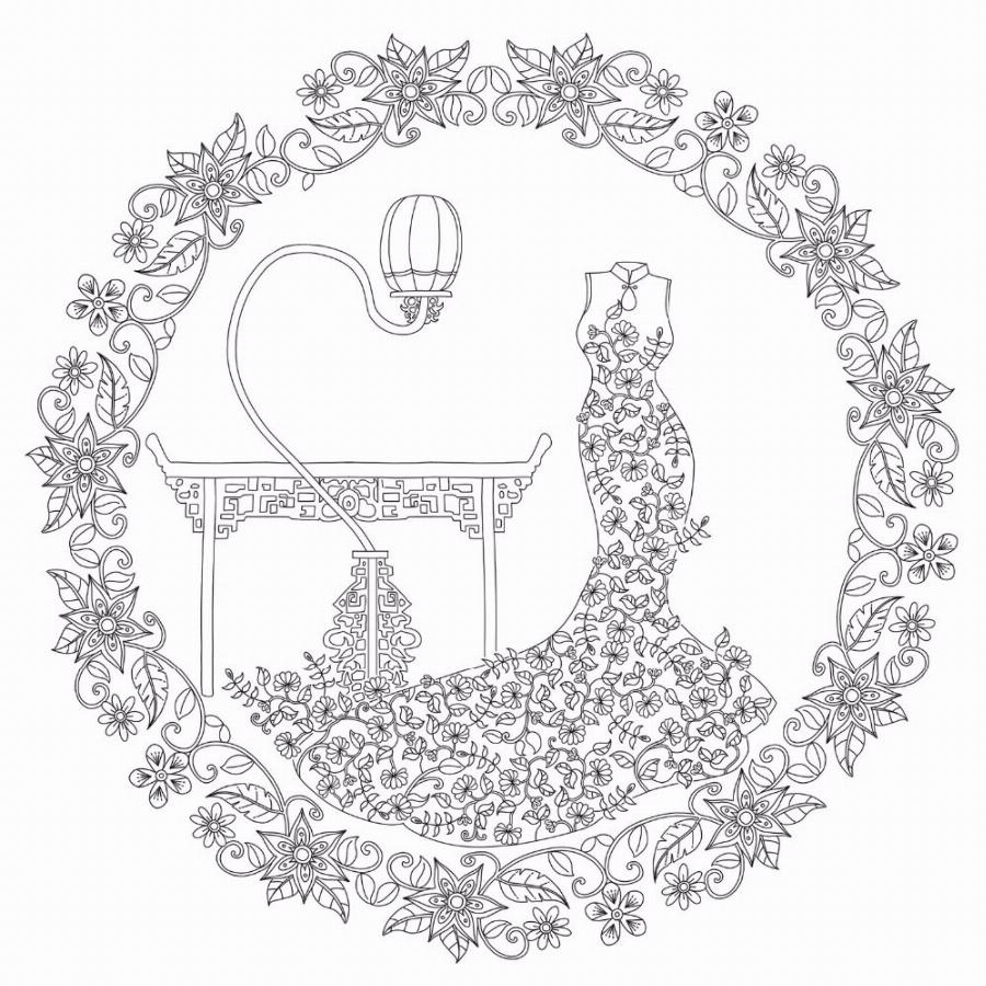 secret garden coloring pages - well secret garden coloring book sketch templates