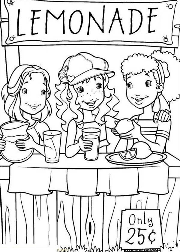 selling finished coloring pages - 118