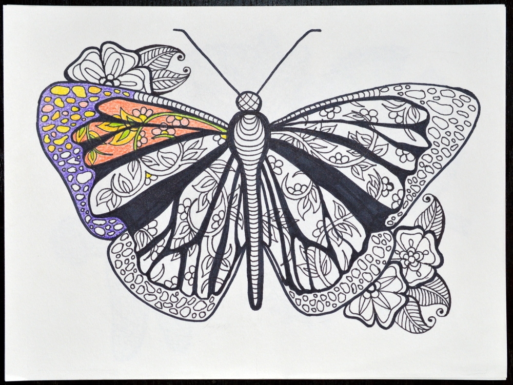 selling finished coloring pages - pid= a0b92