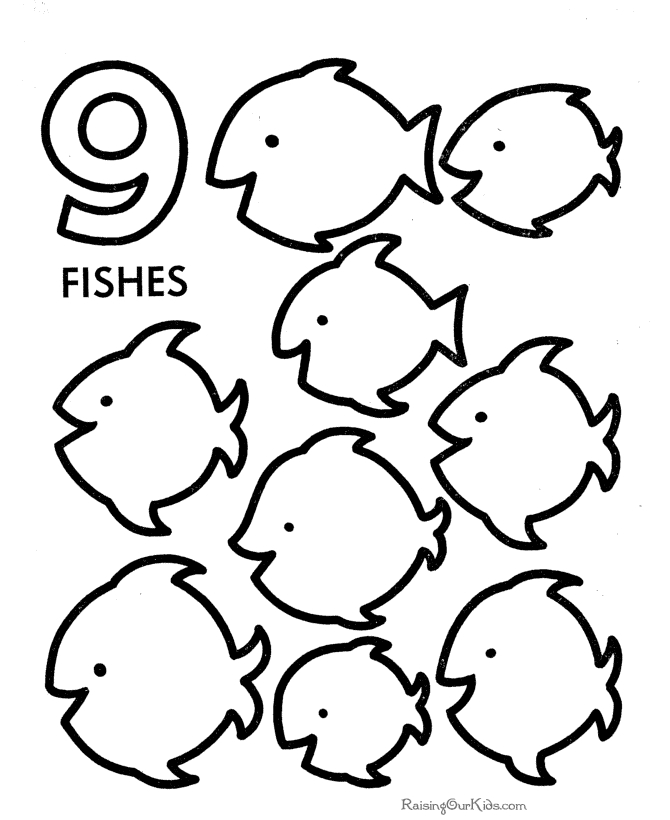 september coloring pages - coloring pages summer coloring pages learning numbers coloring pages 10