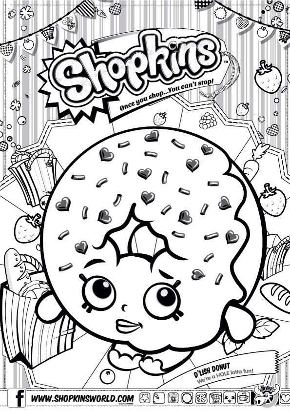 shopkin coloring pages - shopkin egg coloring pages