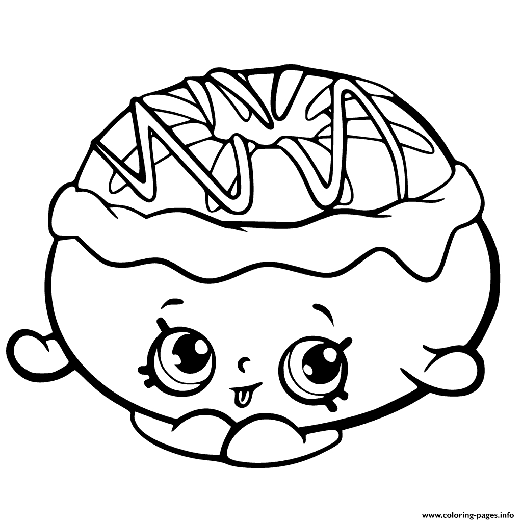 Shopkins coloring pages season 6 chrissy cream from shopkins season 6 chef club printable coloring