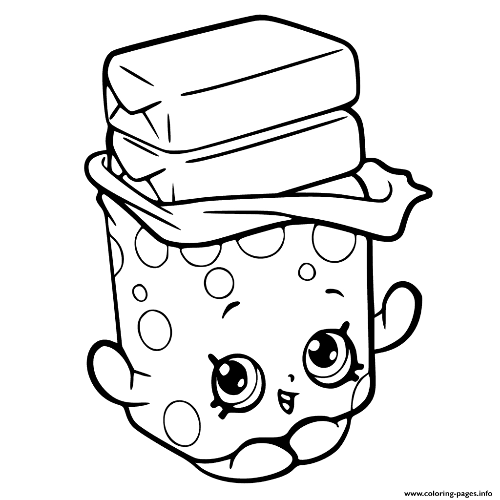 shopkins coloring pages season 6 -