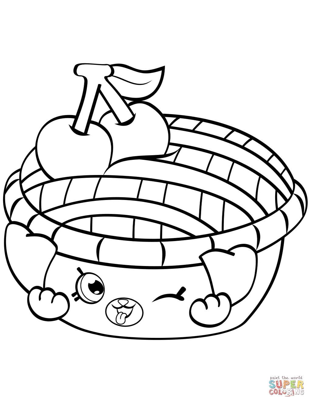 shopkins coloring pages - shopkins freee coloring sheets free 6 2