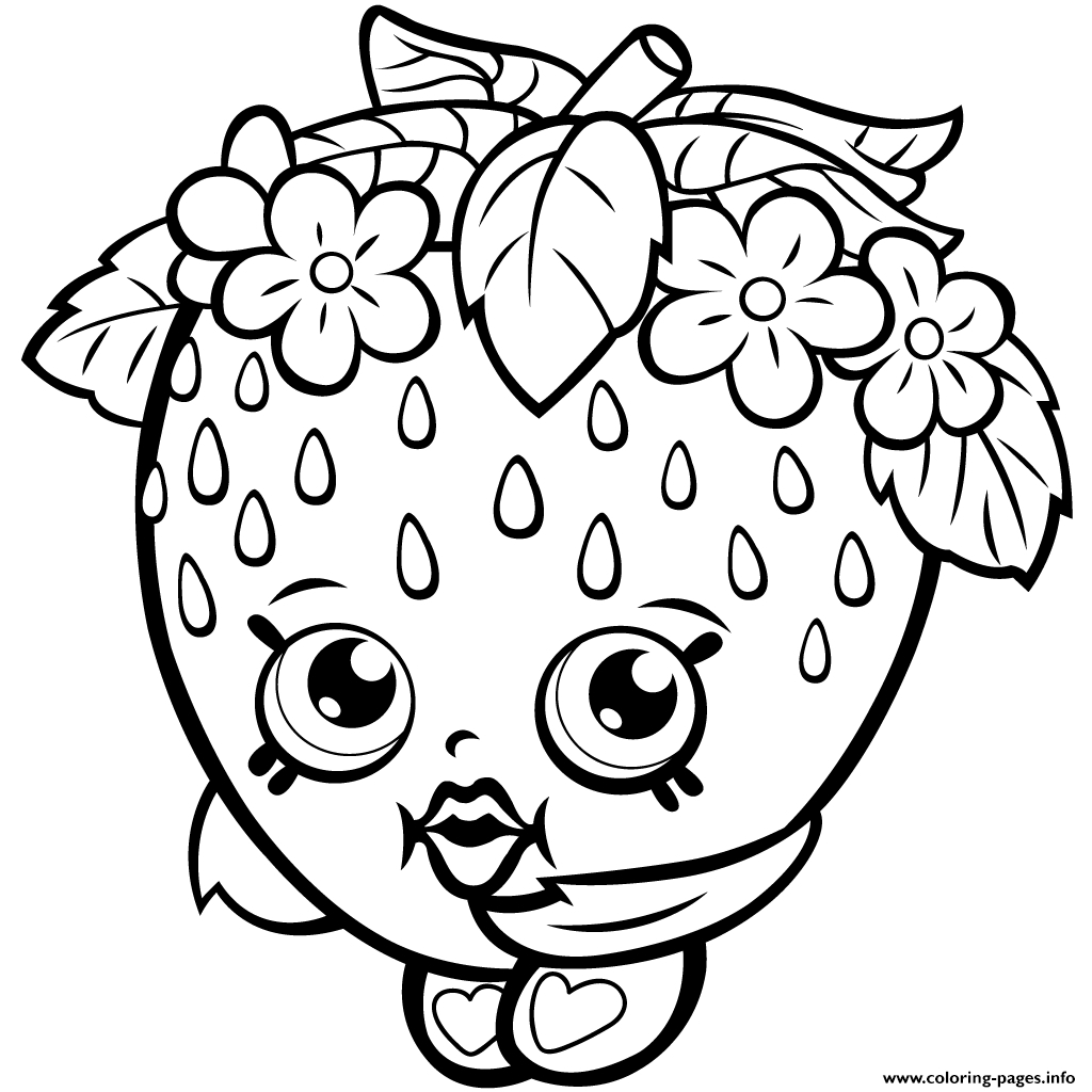 Shopkins Printable Coloring Pages - Shopkins Cartoon Coloring Pages Printable 10 Shopkins