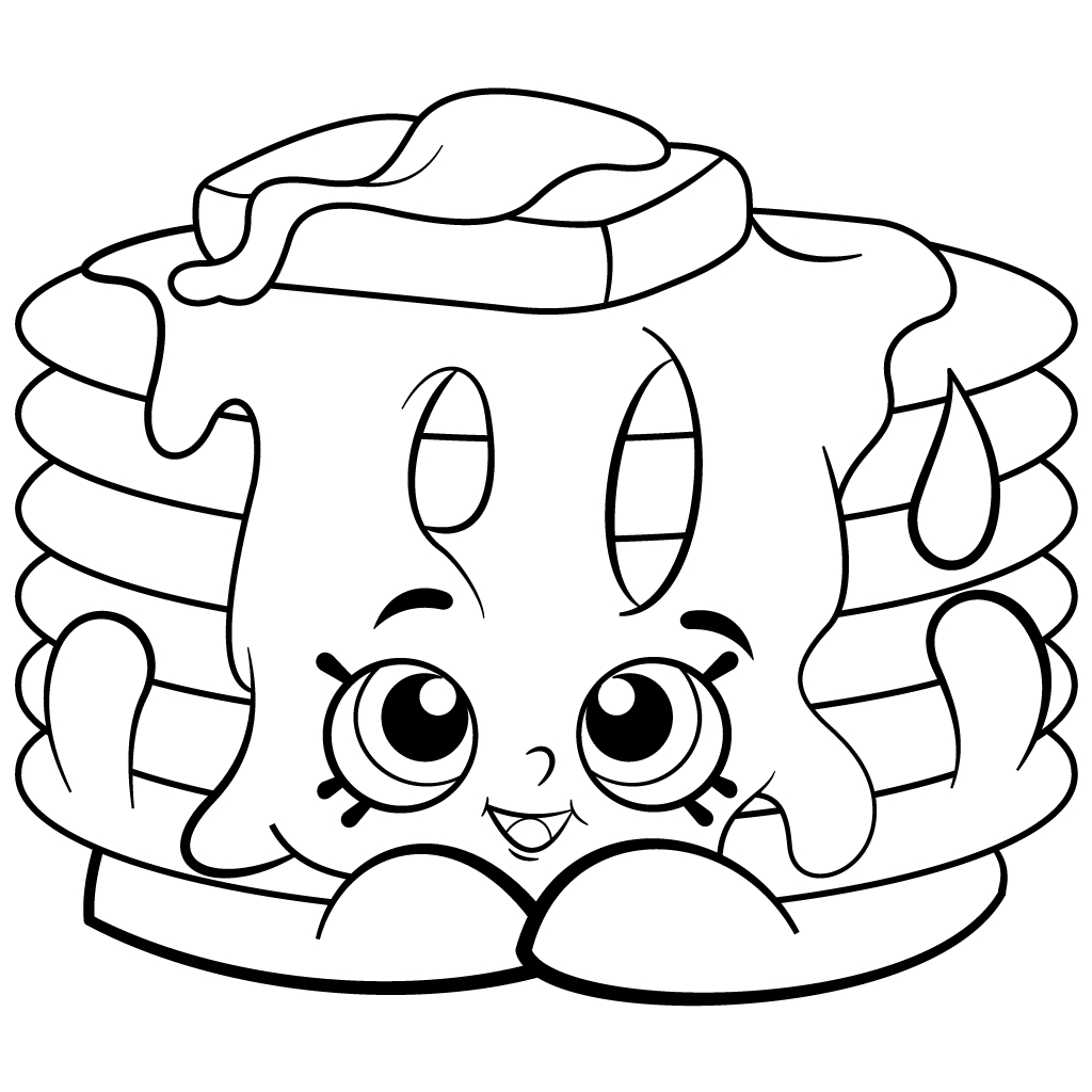 shopkins printable coloring pages - shopkins coloring pages