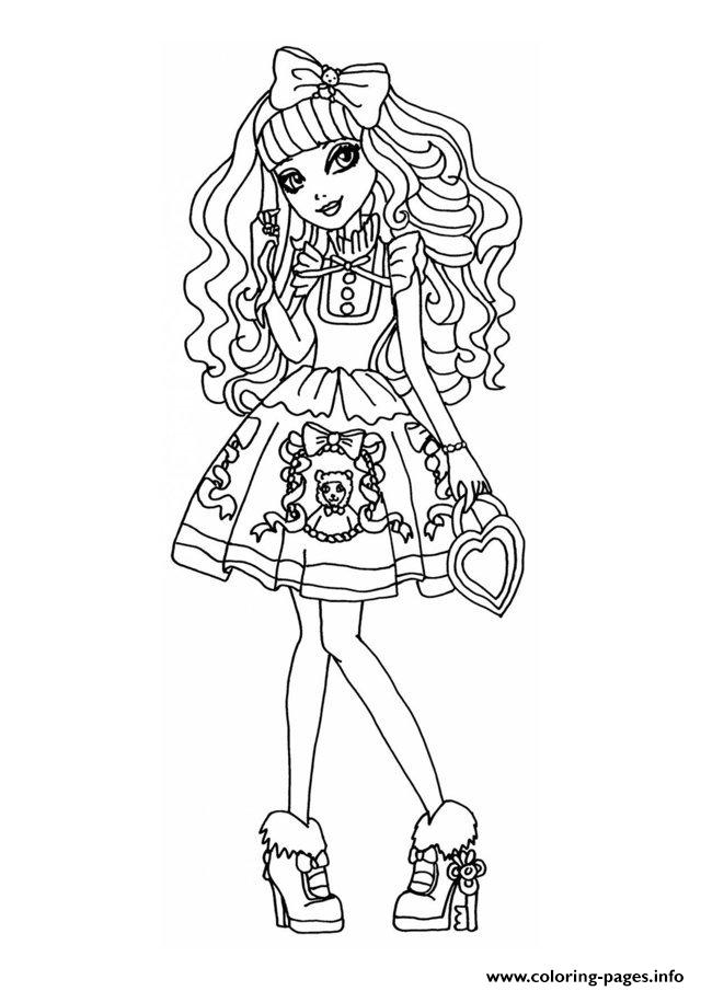 shoppies coloring pages - shoppies dolls coloring pages printable sketch templates
