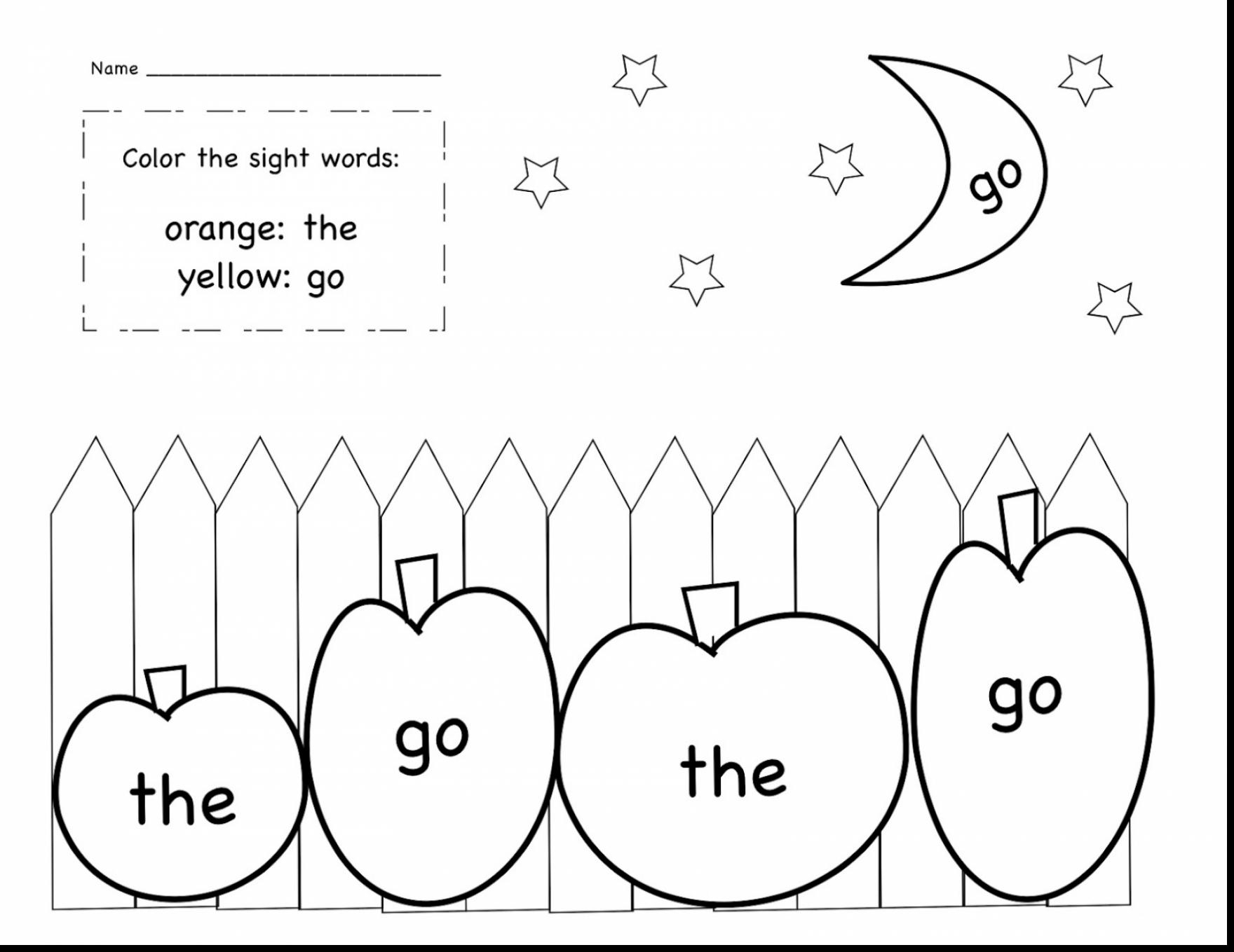 sight word coloring pages - sight word coloring pages sight word coloring pages free archives free coloring pages for kids to
