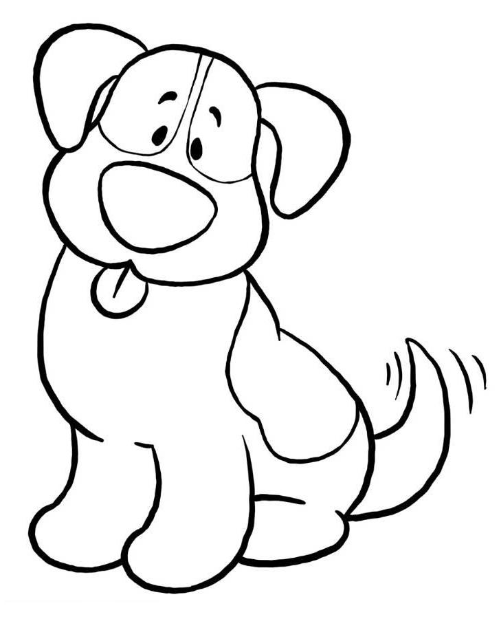 simple coloring pages - free simple coloring pages