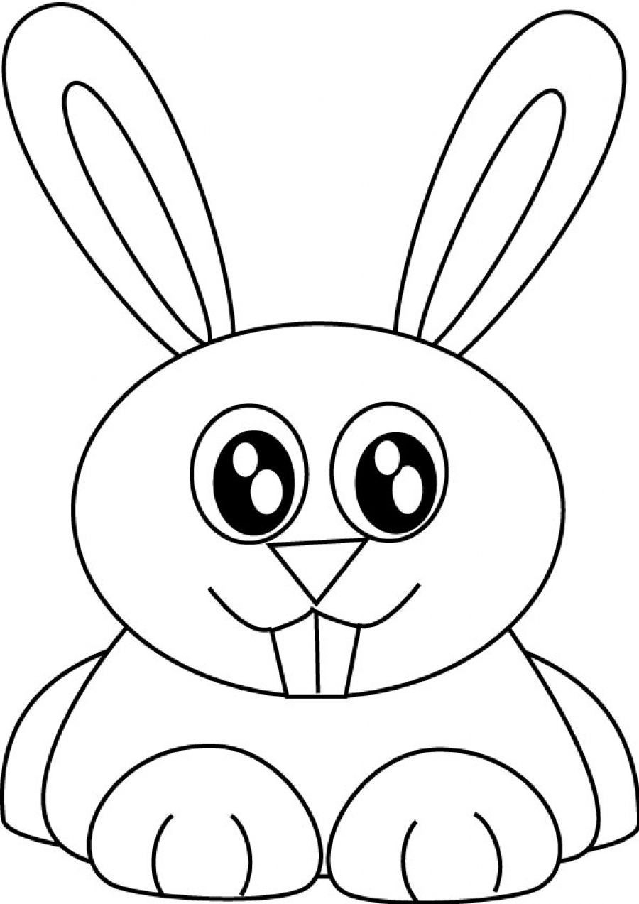 simple coloring pages - simple easy coloring pages easy coloring pages image 2
