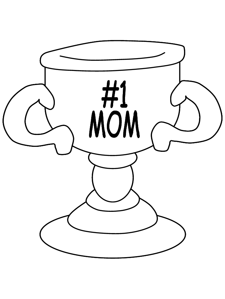 sing coloring pages - mothers day coloring pages