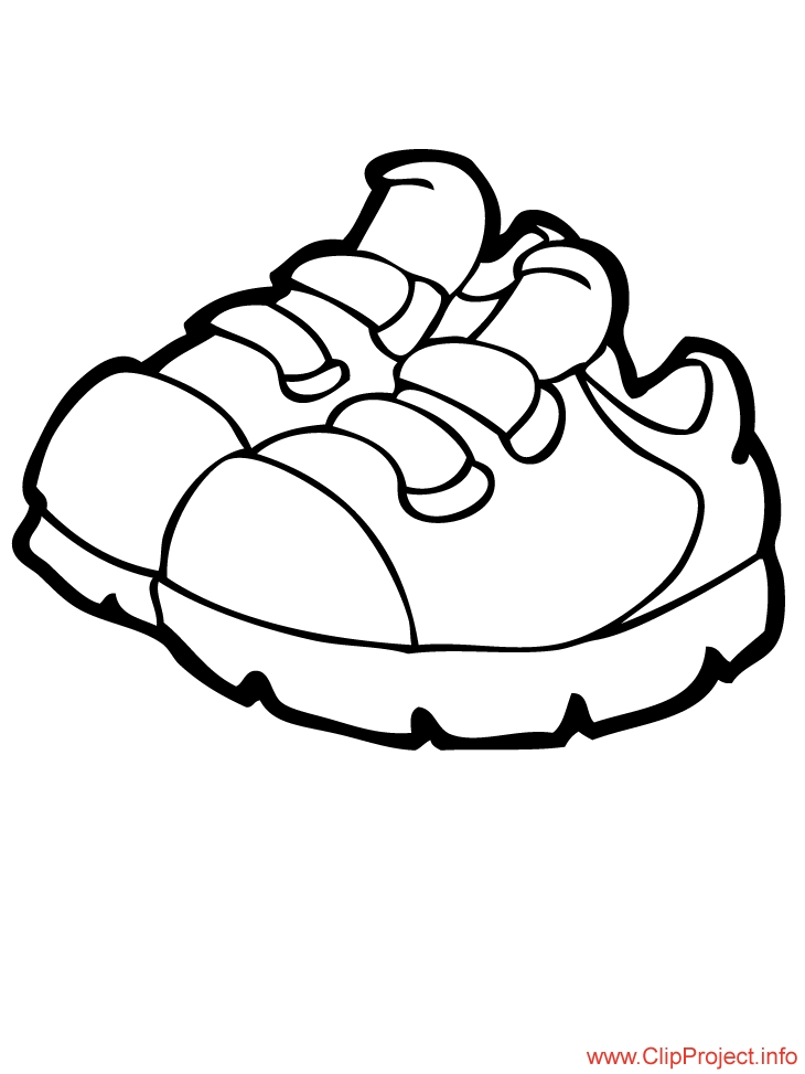 sneaker coloring page - sneakers image coloring 326