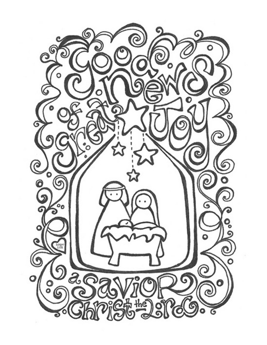 snow globe coloring page - 21 christmas printable coloring pages