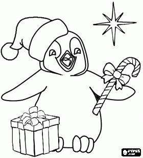 snow globe coloring page -