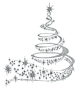snowflake coloring page -