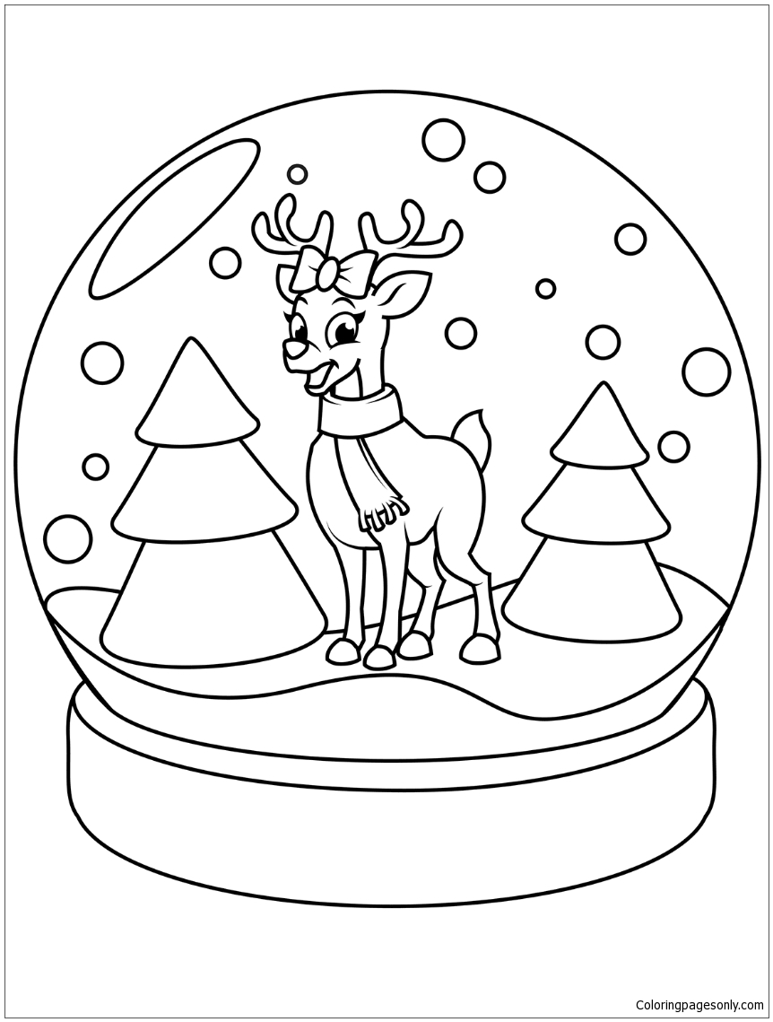 28 Snowman Coloring Pages Pictures
