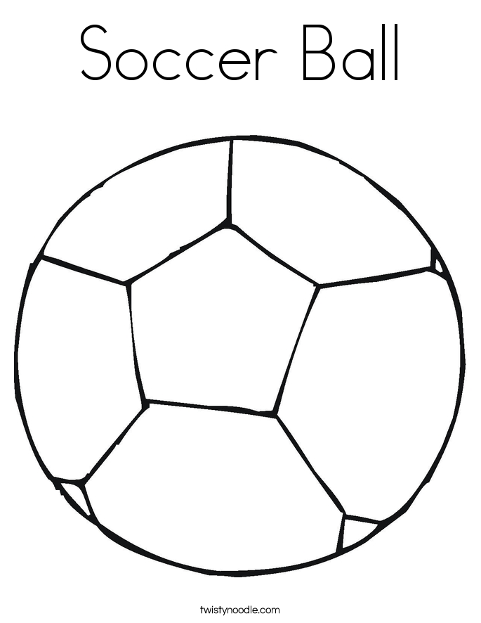 Soccer Ball Coloring Page - soccer Ball Coloring Page Get Coloring Pages