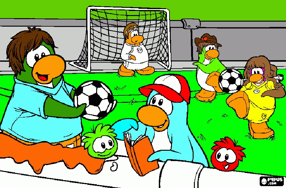 soccer coloring pages - coloring page soccer stuff
