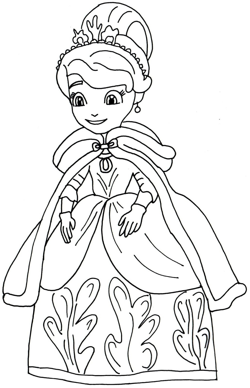 23 sofia Coloring Pages Compilation FREE COLORING PAGES Part 2