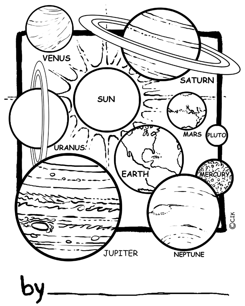 Solar System Coloring Pages - Coloringpages Free Printable solar System Coloring Pages