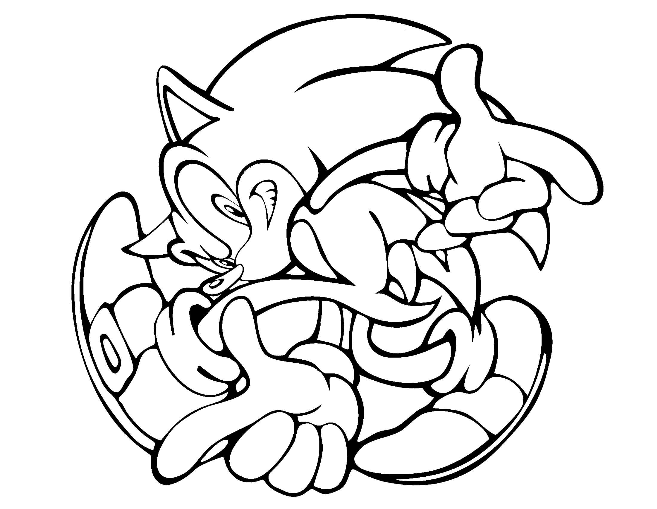 sonic coloring pages - saving amy sonic coloring pages sketch templates