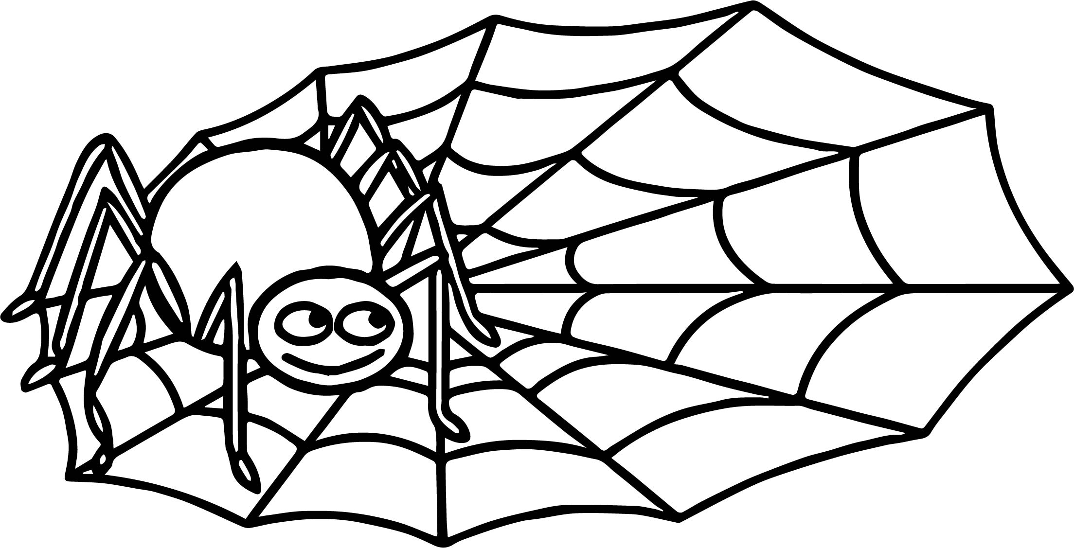 spider coloring pages - coloring page spider