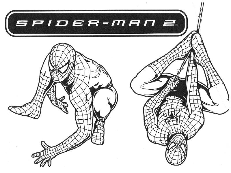 spider man homecoming coloring pages - 17