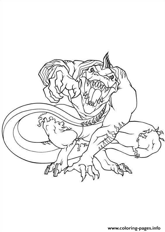 spider web coloring page - ultimate spiderman lizard printable coloring pages book