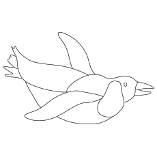 spiderman coloring pages free - penguin coloring pages for your little ones