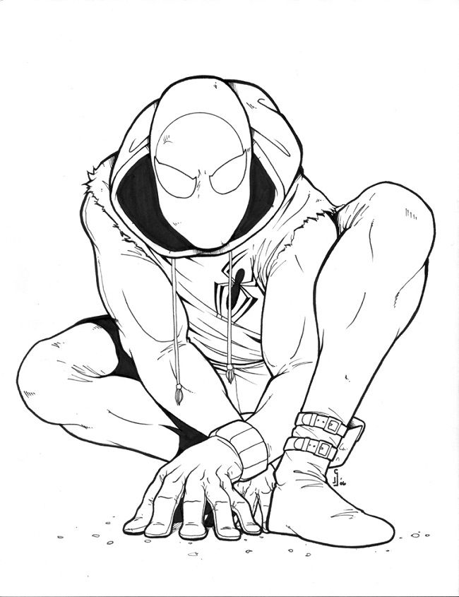 23 Spiderman Homecoming Coloring Pages Printable Free Coloring