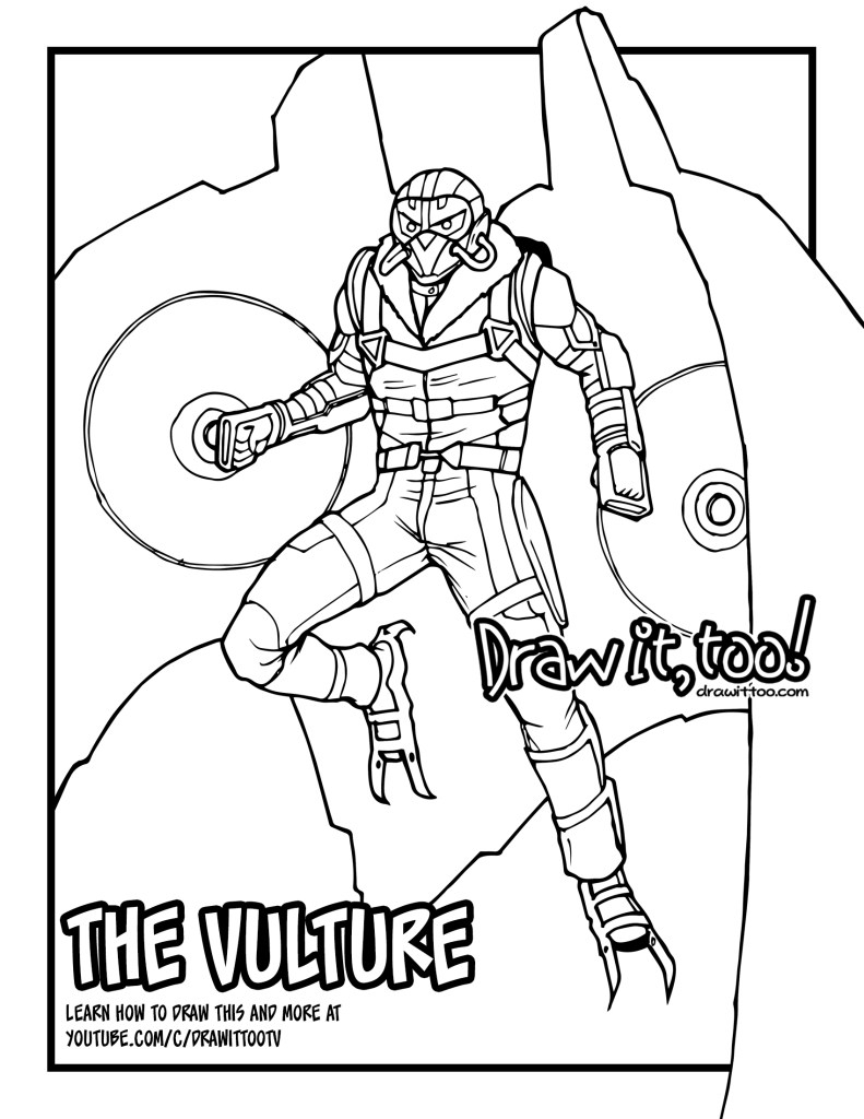 spiderman homecoming coloring pages - the amazing spiderman coloring page
