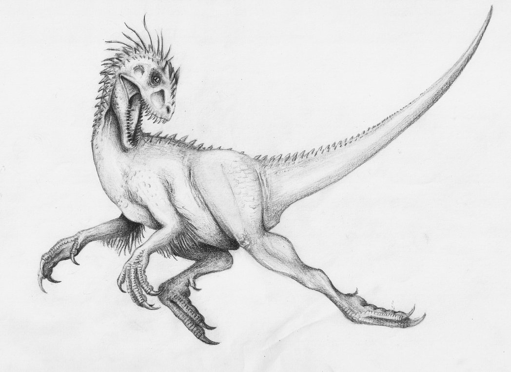 spinosaurus coloring page - Indominus Rex