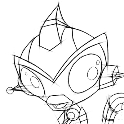 spirit coloring pages - Antauri Super Robot Monkey Team Hyperforce Go