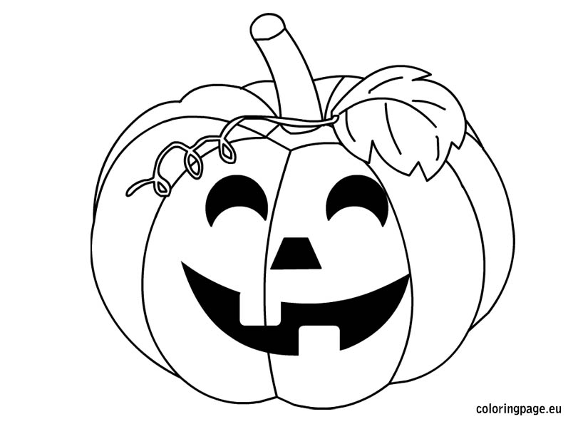 spooky coloring pages - happy halloween coloring banners