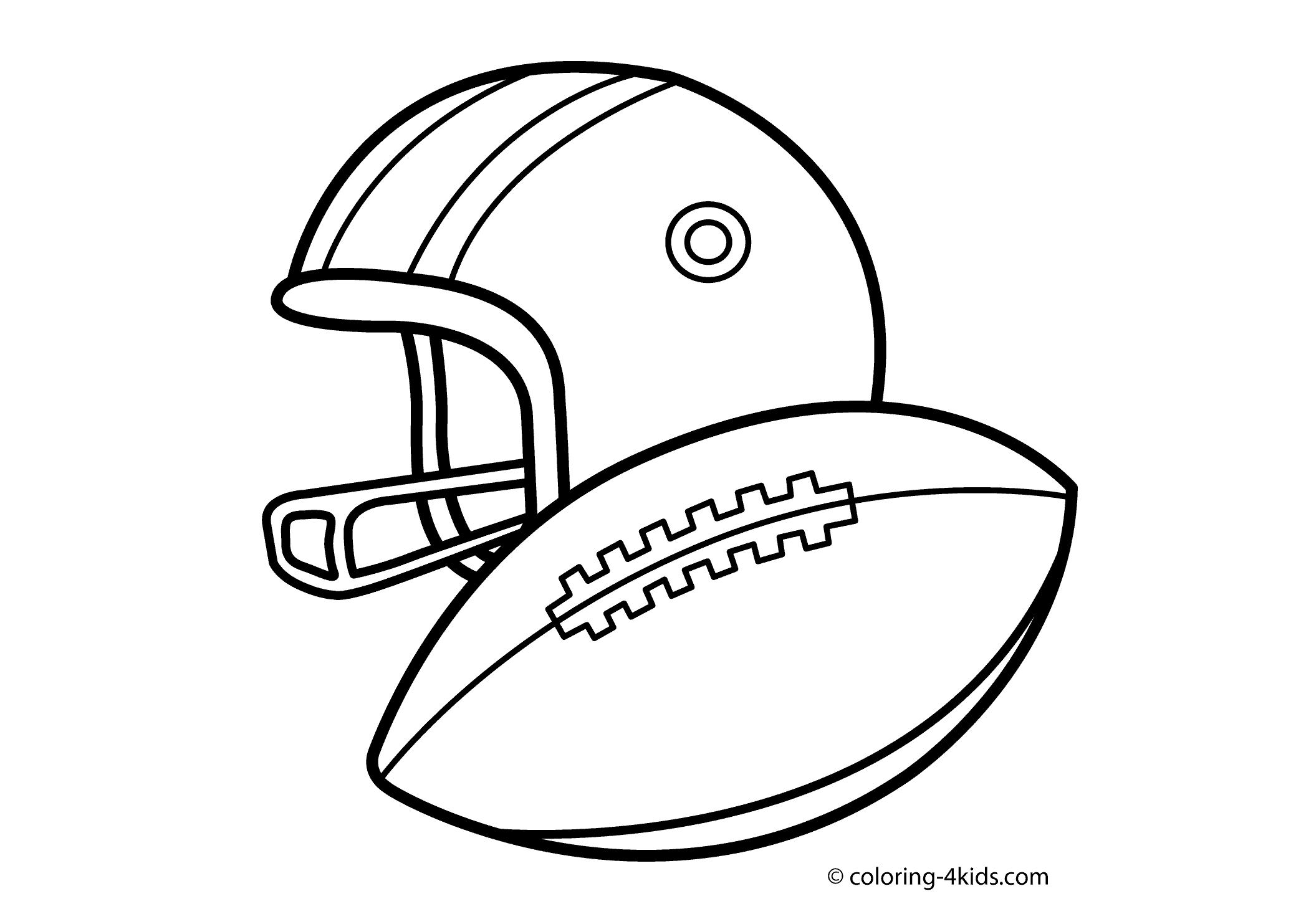 sports coloring pages - sports balls coloring pages
