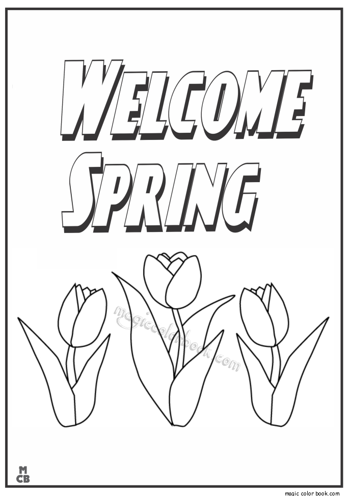 spring break coloring pages - spring break coloring pages printable sketch templates