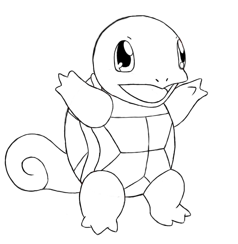 28 Squirtle Coloring Page Collections Free Coloring Pages Part 3