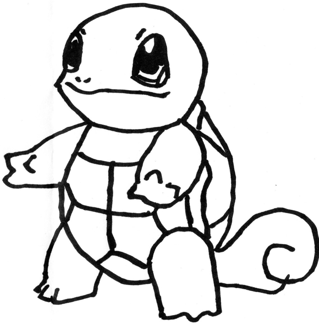 28 Squirtle Coloring Page Collections | FREE COLORING PAGES - Part 2
