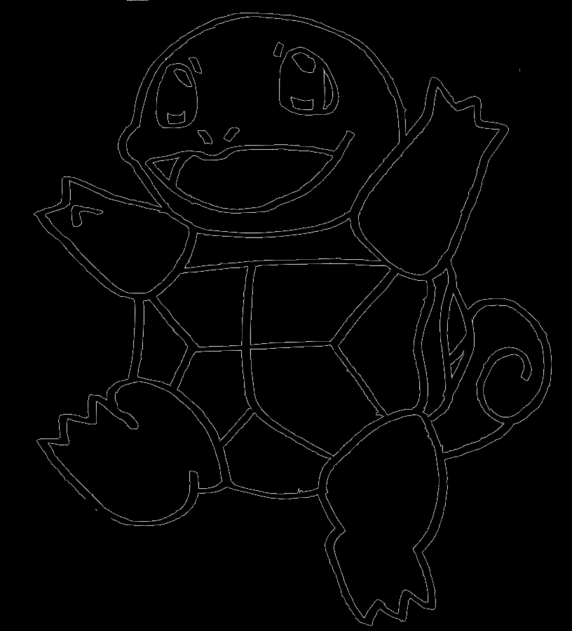 Squirtle Coloring Page - Squirtle Coloring Pages Coloring Home