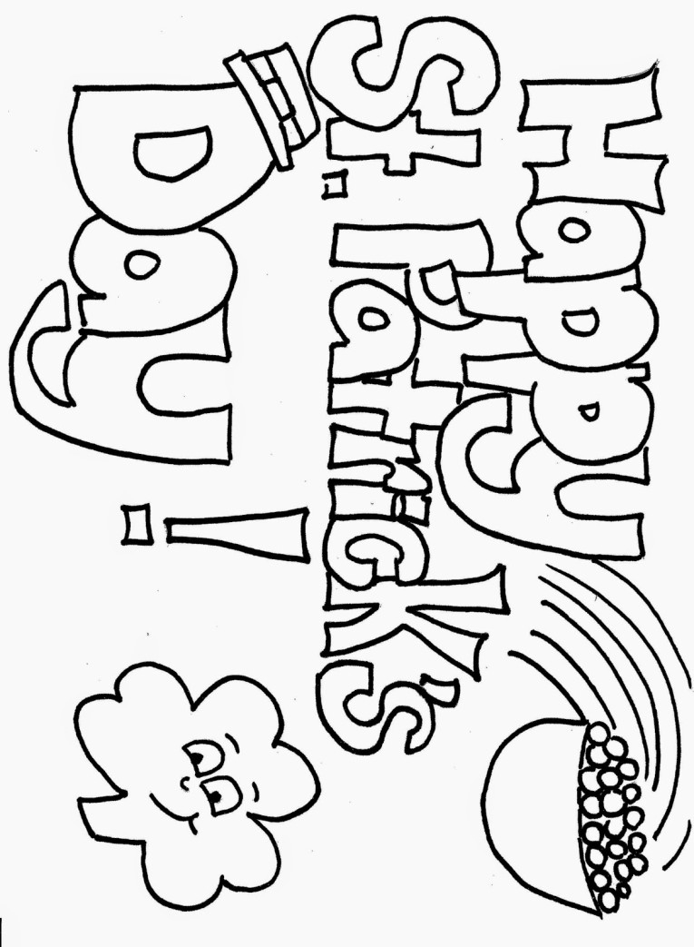 25 St Patrick's Day Coloring Pages for Adults Compilation ...