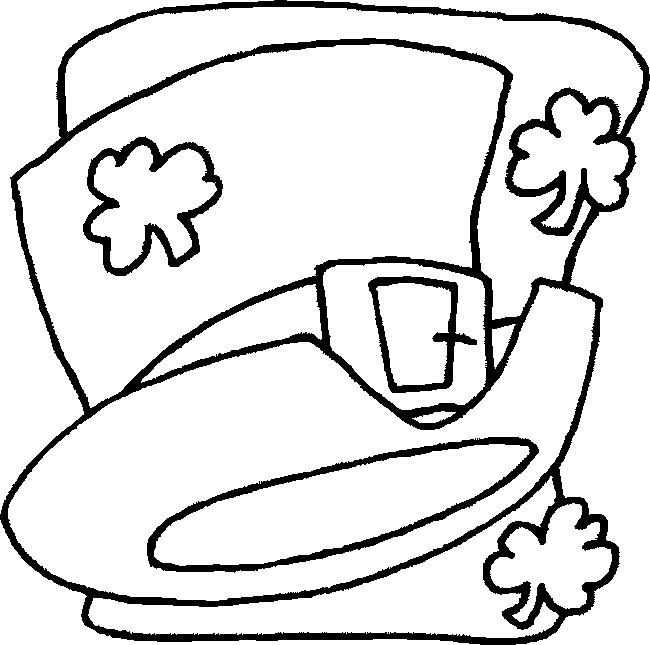 st patty's day coloring pages - zsaint patricks 09