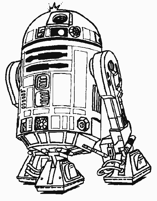 21 Star Wars Clone Wars Coloring Pages Compilation Free Coloring Pages