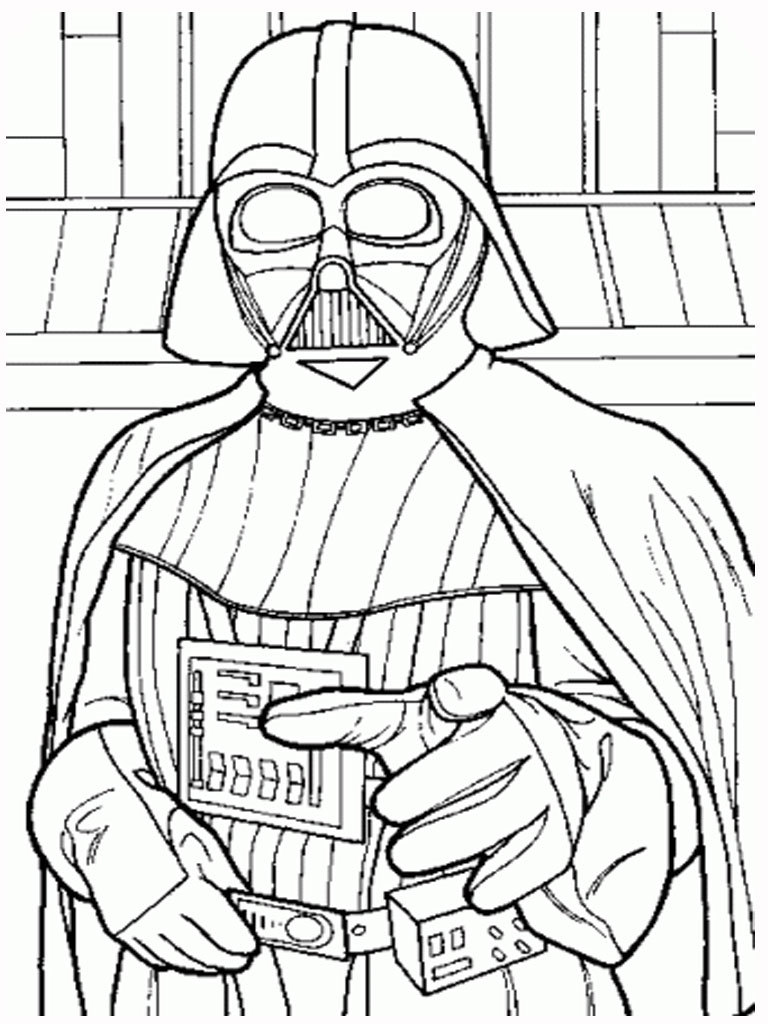 star wars coloring pages free - free printable star wars coloring pages