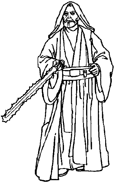 Star Wars Coloring Pages - Star Wars